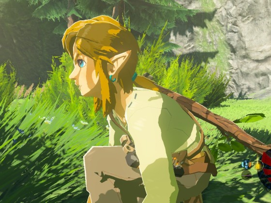 Close up to Link crawling