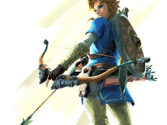 Archer Link, bow down